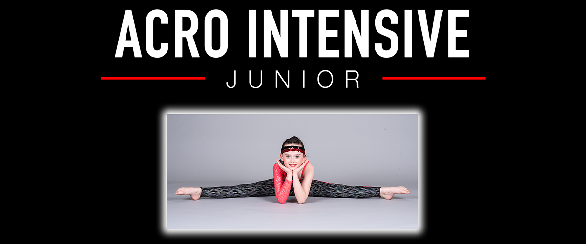 JUNIOR ACROBATIC INTENSIVE