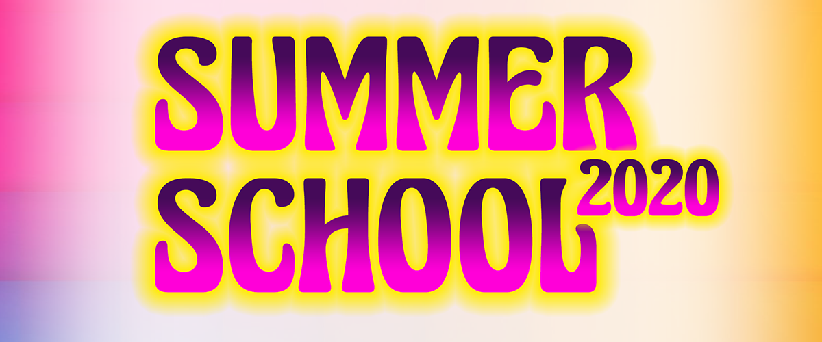 JUNIOR SUMMER SCHOOL 2020